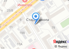 Компания «Эстетик центр» на карте