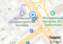 Компания «Адвокатский кабинет Дедюшиной Н.В» на карте