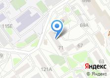 Компания «ГАЦ АР НАКС» на карте