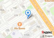 Компания «Кабинет коррекции фигуры» на карте