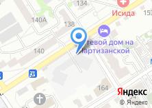 Компания «Мокрый нос» на карте