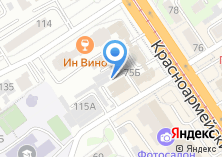 Компания «БаренцКлиматПлюс» на карте