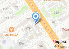 Компания «ПрофКрепеж» на карте