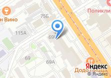 Компания «Активация» на карте