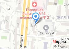 Компания «Центр доктора Кривошеевой» на карте