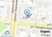 Компания «Акибтион» на карте