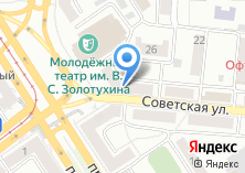 Компания «Абрамович» на карте