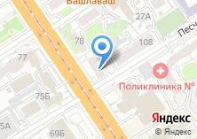 Компания «ФинСити Алтай» на карте