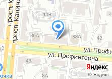 Компания «Тропик» на карте