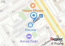 Компания «БИОЛИТ АЛТАЙ» на карте