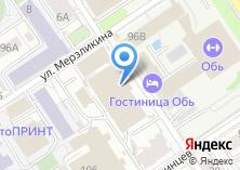 Компания «Алтайский Союз Боевых Искусств» на карте