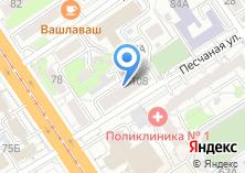 Компания «Позитив» на карте