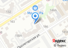 Компания «Строящийся жилой дом по ул. Радищева пер» на карте