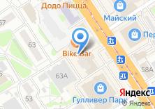 Компания «Знание» на карте