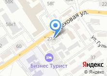 Компания «ПЖЭТ-2 Октябрьского района» на карте
