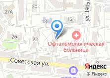 Компания «Агентство недвижимости СЛ» на карте