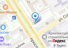 Компания «Ногти.Точка» на карте