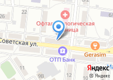 Компания «Галланск оптово-розничная компания» на карте