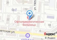 Компания «ЛАНДШАФТ 22» на карте