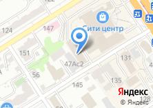 Компания «Алтайкапиталбанк» на карте
