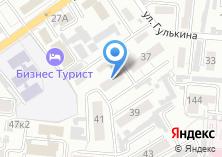 Компания «ПЖЭТ №2 Октябрьского района» на карте