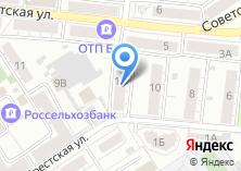 Компания «Озарение» на карте