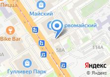 Компания «АТЛАНТИС» на карте