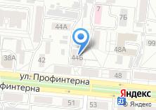Компания «Главбух» на карте