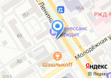 Компания «Кузина» на карте