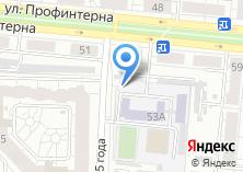 Компания «Лакт» на карте