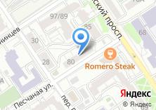 Компания «Лингва Клаб» на карте