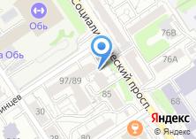 Компания «Proalmaz» на карте