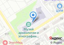 Компания «Центр социально-экономических исследований» на карте