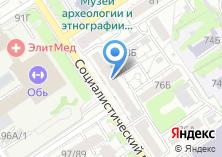 Компания «Майсан» на карте