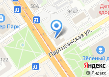 Компания «Российский детский фонд» на карте