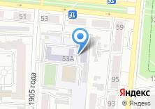 Компания «Федерация АЙКИДО г. Барнаула» на карте