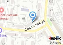 Компания «Международный Аэропорт Барнаул им. Г.С. Титова» на карте