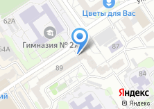 Компания «Леон» на карте