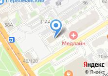 Компания «Отделение пенсионного фонда России по Алтайскому краю» на карте