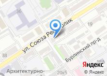 Компания «КРАСНЫЙ КИТ» на карте