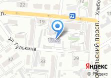 Компания «Институт текстильной и легкой промышленности» на карте