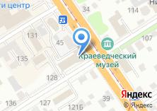 Компания «БЭСТ» на карте