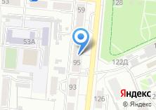 Компания «Витотех» на карте