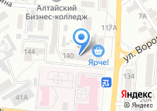 Компания «СМСОАУ Сибирская межрегиональная саморегулируемая организация арбитражных управляющих» на карте