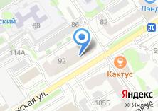 Компания «Kidscar» на карте
