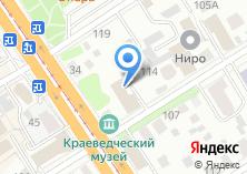 Компания «АБК-Принт» на карте