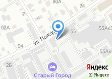 Компания «Пожоборудование» на карте