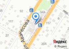 Компания «Экспресс-финанс» на карте