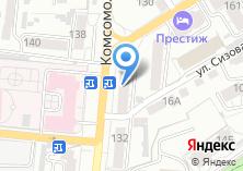 Компания «Карбоник» на карте