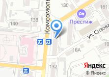Компания «Сибфарм» на карте